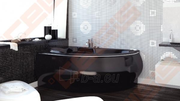Vonia VISPOOL Marea 173,6x118 cm, kairė Paveikslėlis 5 iš 6 270716001215