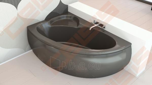 Vonia VISPOOL Piccola 154x95 cm, kairė Paveikslėlis 2 iš 5 270716001222
