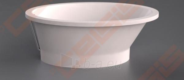 Vonia VISPOOL Solare 178,7x107,5 cm Paveikslėlis 1 iš 7 270716001225
