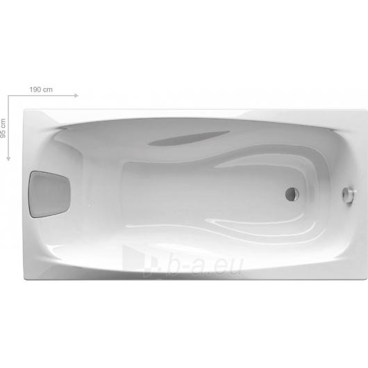 Vonia XXL 190X95cm Paveikslėlis 4 iš 5 270716001281