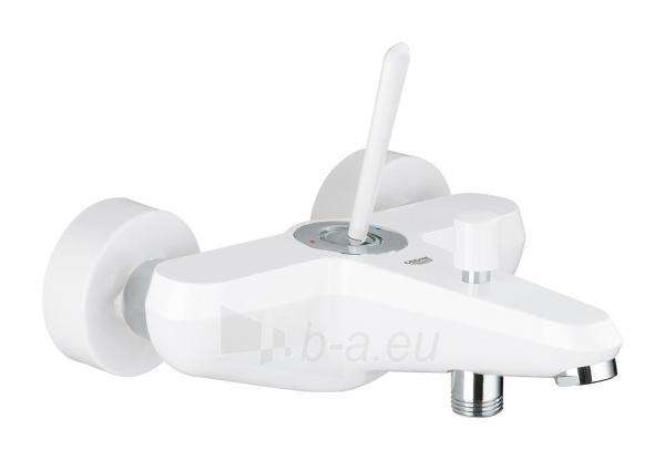 Vonios/dušo maišytuvas Eurodisc Joystick, baltas Paveikslėlis 1 iš 2 310820165708