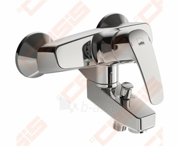 Vonios ir dušo maišytuvas ORAS Safira Paveikslėlis 1 iš 3 270725000413