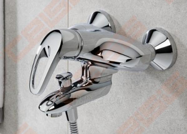 Vonios ir dušo maišytuvas ORAS Safira Paveikslėlis 3 iš 3 270725000413