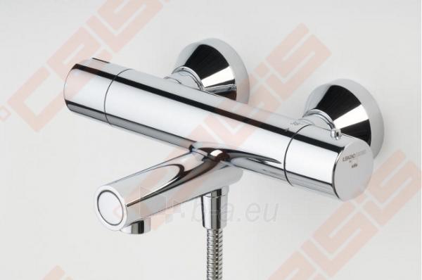 Vonios ir dušo termostatinis maišytuvas IL Bagno Alessi One by ORAS Paveikslėlis 1 iš 3 30091700053