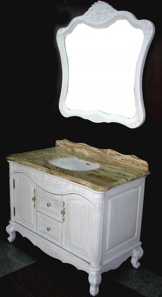Vonios kambario baldai 9017A su veidrodžiu Paveikslėlis 5 iš 7 270716000947