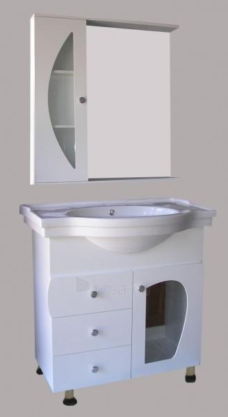 Vonios kambario baldai su praustuvu PI114 Paveikslėlis 2 iš 6 270760000013