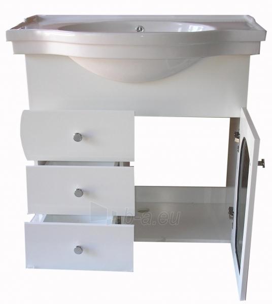 Vonios kambario baldai su praustuvu PI114 Paveikslėlis 3 iš 6 270760000013