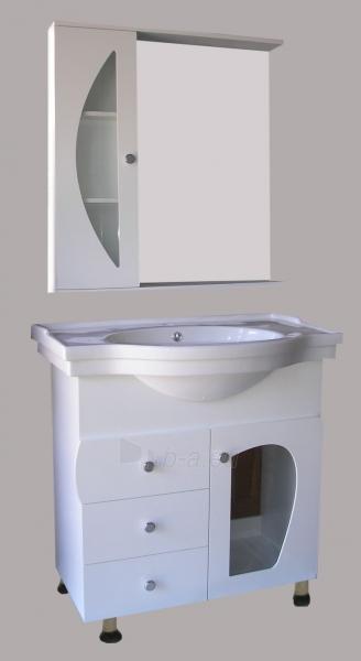 Vonios kambario baldai su praustuvu PI114 Paveikslėlis 1 iš 6 270760000013