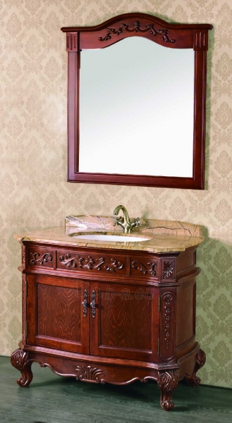 Vonios kambario baldų komplektas 8121A su veidrodžiu Paveikslėlis 1 iš 6 270760000010