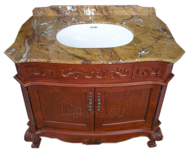 Vonios kambario baldų komplektas 8121A su veidrodžiu Paveikslėlis 4 iš 6 270760000010