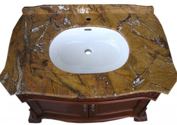 Vonios kambario baldų komplektas 8121A su veidrodžiu Paveikslėlis 5 iš 6 270760000010