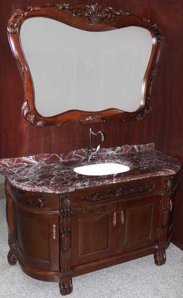 Vonios kambario baldų komplektas 8158B su veidrodžiu Paveikslėlis 1 iš 7 270760000011