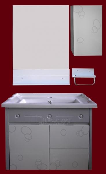 Vonios kambario baldų komplektas su praustuvu 2076 Paveikslėlis 11 iš 11 30057400167
