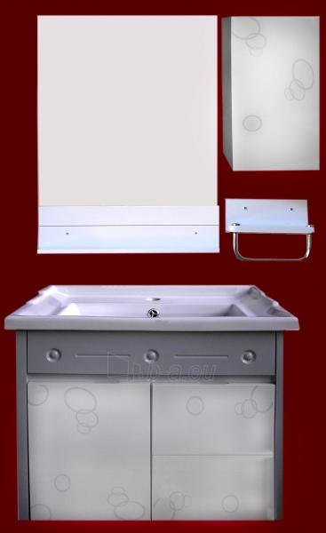 Vonios kambario baldų komplektas su praustuvu 2076 Paveikslėlis 3 iš 11 30057400167