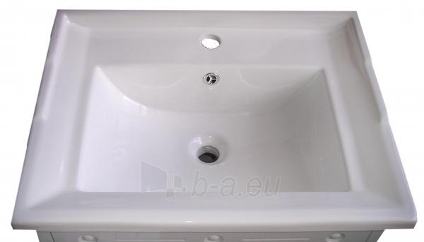 Vonios kambario baldų komplektas su praustuvu 2076 Paveikslėlis 2 iš 11 30057400167