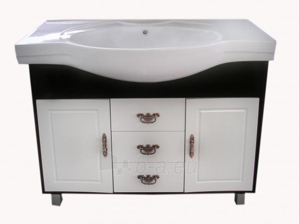 Vonios kambario bald? komplektas su praustuvu M-3007 Paveikslėlis 2 iš 8 30057400080