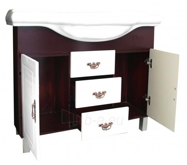 Vonios kambario bald? komplektas su praustuvu M-3007 Paveikslėlis 3 iš 8 30057400080