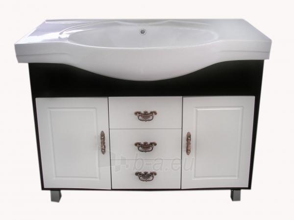 Vonios kambario bald? komplektas su praustuvu M-3007 Paveikslėlis 1 iš 8 30057400080