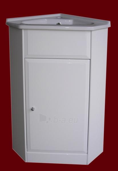 Vonios kambario kampinė spintelė su praustuvu 5005 D50 Paveikslėlis 1 iš 6 270760000141