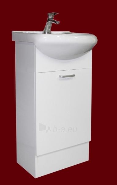 Vonios kambario spintelė su praustuvu SV45 Paveikslėlis 3 iš 3 30057400088