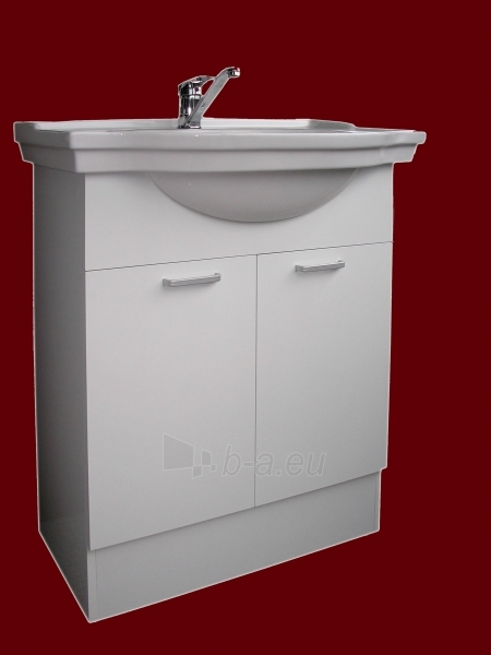 bathroom room cabinet with wash basin SV80 Paveikslėlis 4 iš 5 30057400092