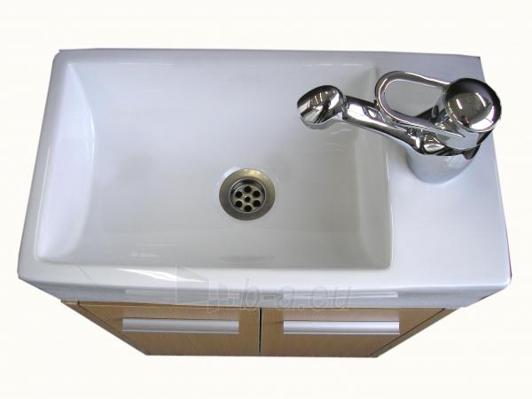 Vonios kambario spintelė su praustuvu 3301 Paveikslėlis 2 iš 2 30057400098