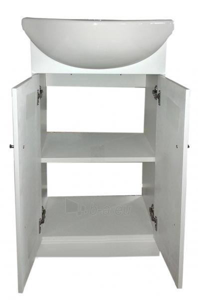 Vonios kambario spintelė su praustuvu 4501 D45 Paveikslėlis 1 iš 5 270760000143