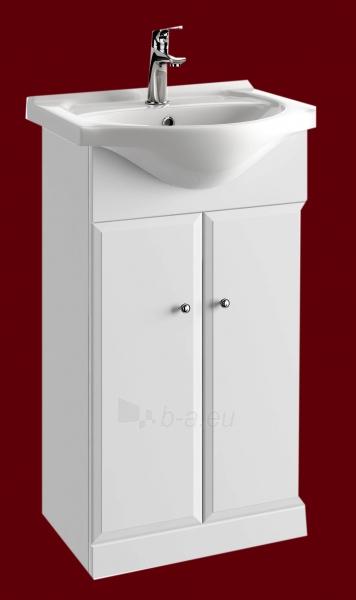 Vonios kambario spintelė su praustuvu 5001 D50 Paveikslėlis 1 iš 4 270760000144