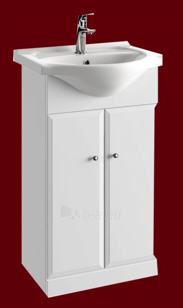 Vonios kambario spintelė su praustuvu 5501 D55 Paveikslėlis 2 iš 3 270760000145