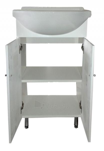 Vonios kambario spintelė su praustuvu 5501 D55 Paveikslėlis 1 iš 3 270760000145