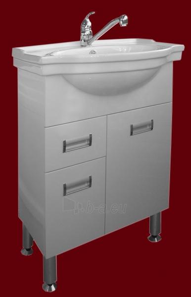 Vonios kambario spintelė su praustuvu A203 Paveikslėlis 1 iš 7 30057400192