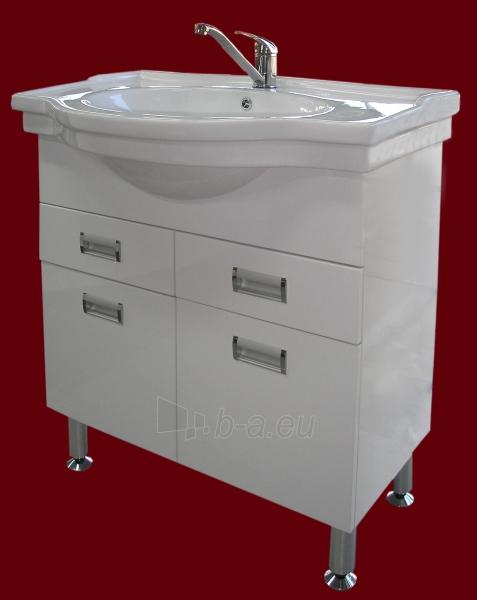 bathroom room spintelė with wash basin A206 Paveikslėlis 3 iš 7 30057400193