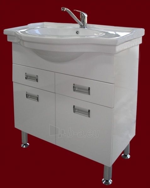 bathroom room spintelė with wash basin A206 Paveikslėlis 1 iš 7 30057400193