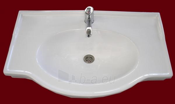 bathroom room spintelė with wash basin A206 Paveikslėlis 6 iš 7 30057400193