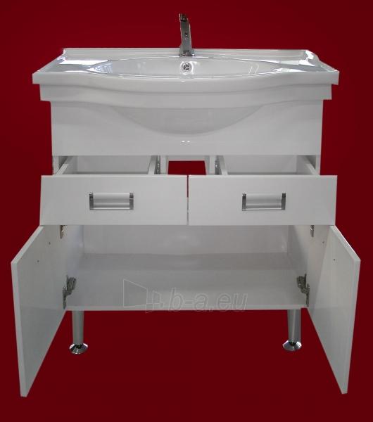 bathroom room spintelė with wash basin A206 Paveikslėlis 7 iš 7 30057400193
