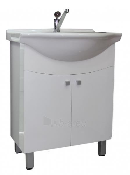 Vonios kambario spintelė su praustuvu C20 Paveikslėlis 1 iš 6 30057400101