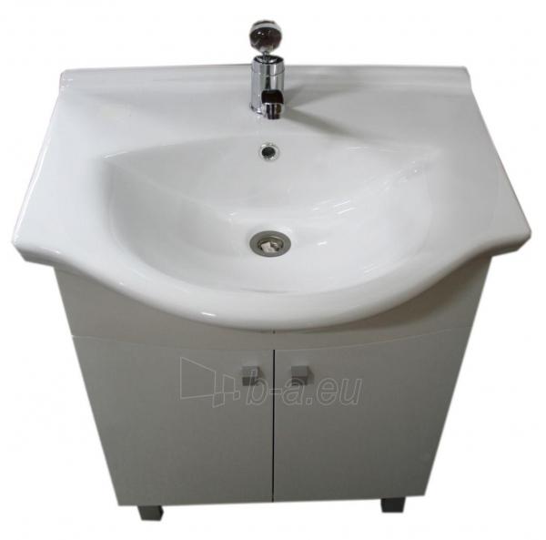 Vonios kambario spintelė su praustuvu C20 Paveikslėlis 4 iš 6 30057400101