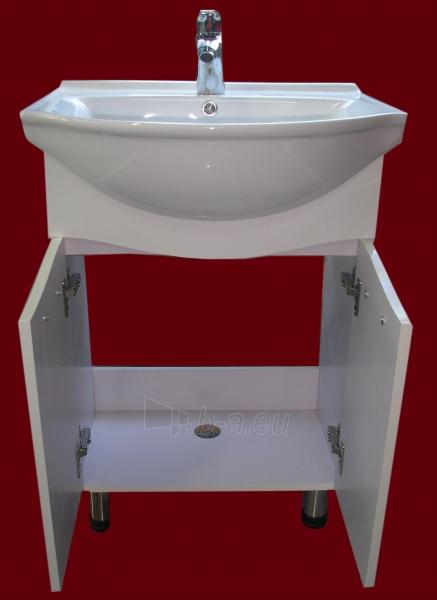 Vonios kambario spintelė su praustuvu C21 Paveikslėlis 2 iš 6 30057400102