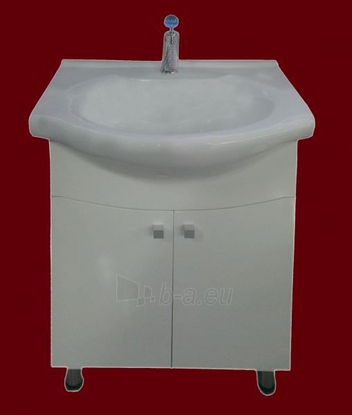 Vonios kambario spintelė su praustuvu C21 Paveikslėlis 1 iš 6 30057400102
