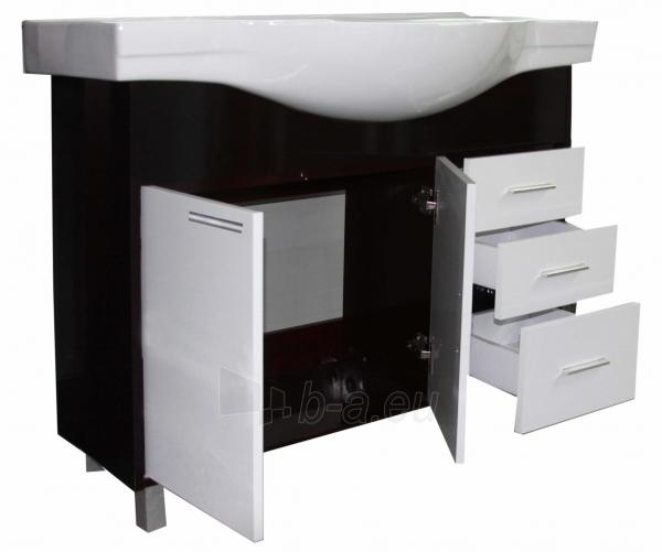 Vonios kambario spintelė su praustuvu C24 Paveikslėlis 1 iš 6 30057400105