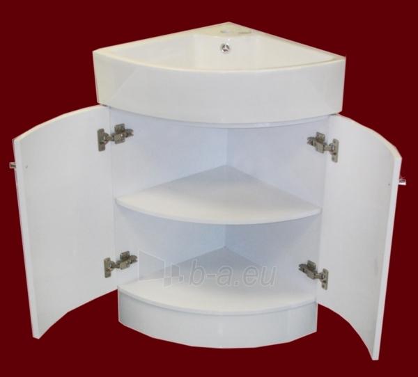 Vonios kambario spintelė su praustuvu C506 Paveikslėlis 4 iš 7 30057400200