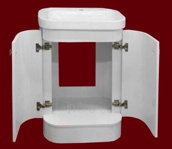 Vonios kambario spintelė su praustuvu C530 (be veidrodžio) Paveikslėlis 4 iš 7 30057400201