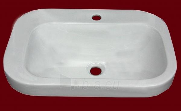 Vonios kambario spintelė su praustuvu C530 (be veidrodžio) Paveikslėlis 5 iš 7 30057400201