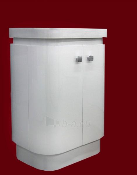 Vonios kambario spintelė su praustuvu C530 (be veidrodžio) Paveikslėlis 1 iš 7 30057400201