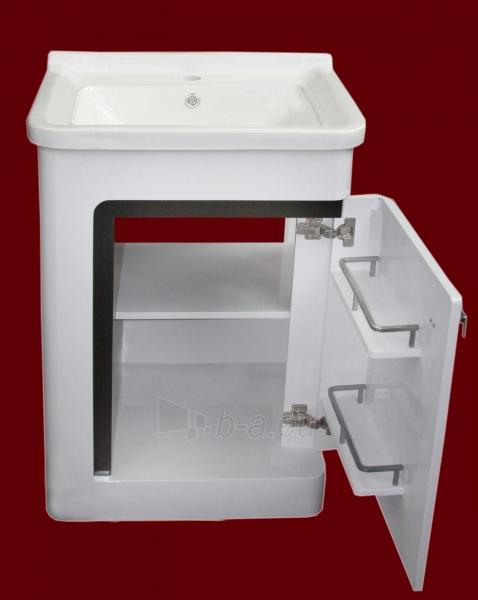 Vonios kambario spintelė su praustuvu C531 (be veidrodžio) Paveikslėlis 7 iš 7 30057400202
