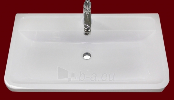 Vonios kambario spintelė su praustuvu C602F (be veidrodžio) Paveikslėlis 5 iš 6 30057400203