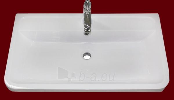 Vonios kambario spintelė su praustuvu C602F (be veidrodžio) Paveikslėlis 6 iš 6 30057400203