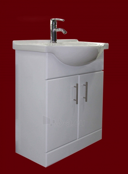 Vonios kambario spintelė su praustuvu D65 Paveikslėlis 1 iš 3 30057400208