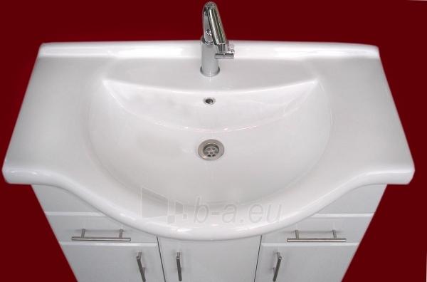 Vonios kambario spintelė su praustuvu D85 Paveikslėlis 4 iš 7 30057400209