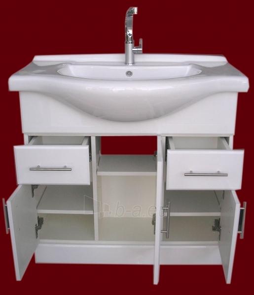 Vonios kambario spintelė su praustuvu D85 Paveikslėlis 5 iš 7 30057400209